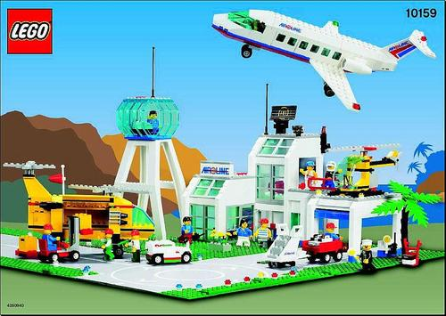 lego airport small