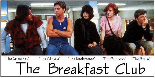 the breakfast club group