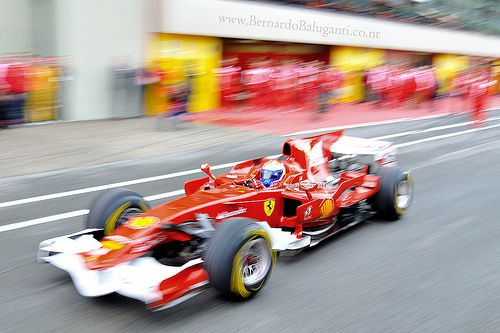 Formula 1 F1 racing Ferrari Red Bull