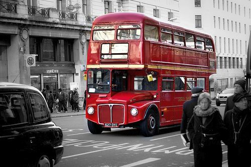 double decker bus 3