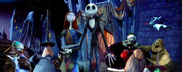 nightmare before christmas cast