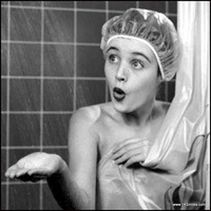 shower old time