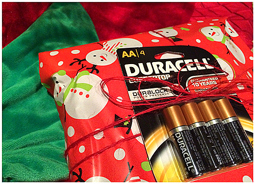 batteries included Duracell battery coppertop 500