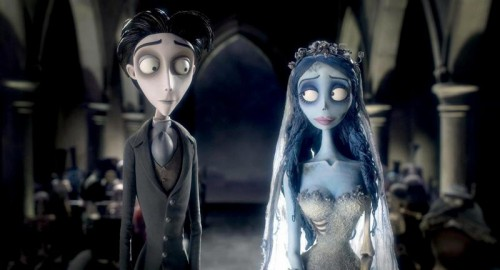 corpse bride victor and emily