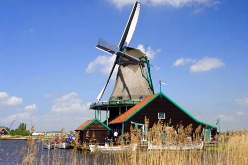Have you ever visited a windmill? Where was it located and what was ...