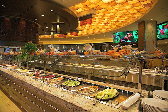 Buffet In Crown Casino
