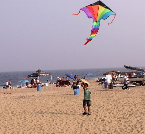 Kite Flying Beach